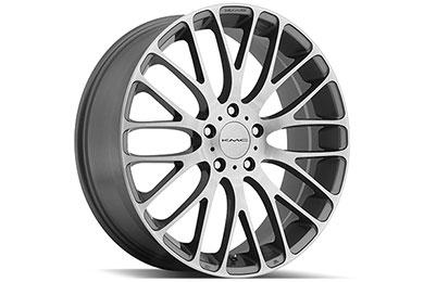 Volkswagen Jetta KMC KM693 Maze Wheels