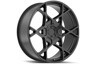 Nissan 370Z KMC KM695 Crosshair Wheels