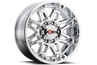 Ford Ranger Worx 811 Conquest Wheels