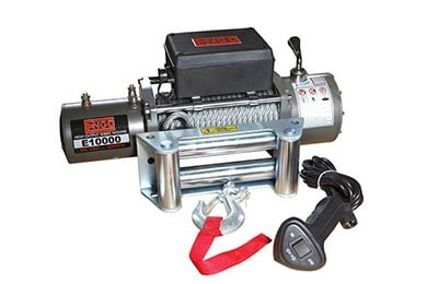 Chevy Tahoe Engo E10000 Winch