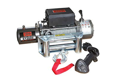 Ford Expedition Engo E12000 Winch