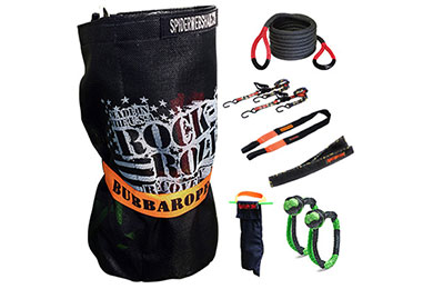 bubba rope rock n roll recovery kit hero