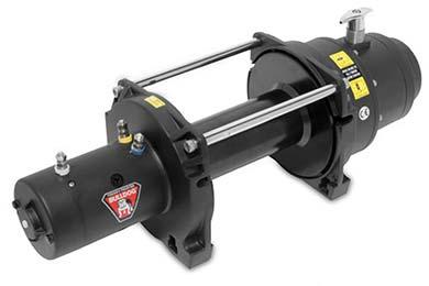 Bulldog DC18000 Electric Winch