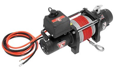 Nissan Xterra Bulldog DC6000 Electric Winch