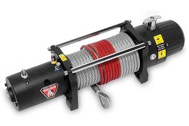 Nissan Xterra Bulldog DC9000 Electric Winch