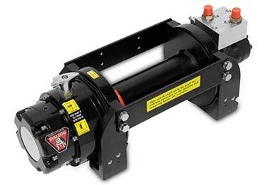 Bulldog HW8000 Hydraulic Winch