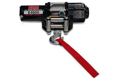 Ford F-250 Engo E4000 Winch
