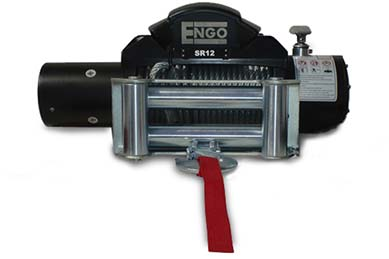 GMC Canyon Engo SR12 Winch