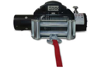 GMC Canyon Engo SR9 Winch