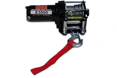 Ford Ranger Engo U3000 Winch
