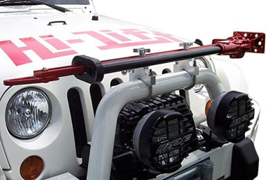 Hi-Lift Jack Tube Mount