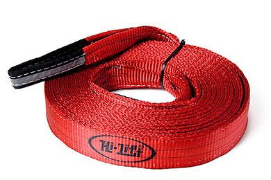 Hi-Lift Recovery Straps