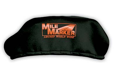 Chevy Tahoe Mile Marker Winch Cover