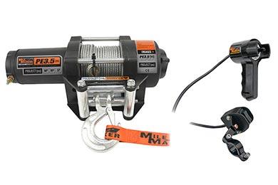 Mile Marker PE3.5 ES Waterproof Electric Winch