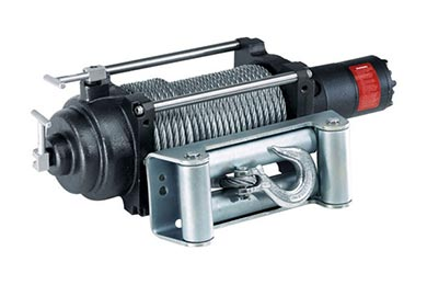 Hummer H1 Mile Marker Winch - H12000 Hydraulic Winch