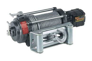 Chevy Colorado Mile Marker Winch - H9000 Hydraulic Winch