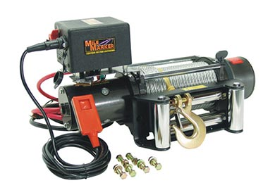 Mile Marker Winch - SE12000 Electric Winch