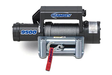 Ramsey Winch - Ramsey Patriot 9500