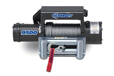 Ramsey Winch - Ramsey Patriot 9500