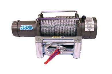 Ford F-450/550 Ramsey Winch - Ramsey Patriot Profile 12000