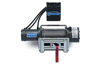 Ramsey Winch - Ramsey Patriot Profile 9500