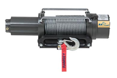 GMC Canyon Ramsey Winch - Ramsey REP 8.5E
