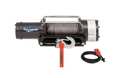 Ramsey Winch - Ramsey REP 9.5E