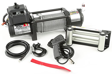 Rugged Ridge Spartacus 8,500 lb Winch