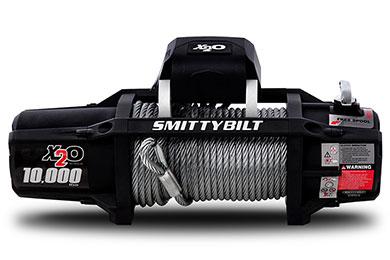 Smittybilt Gen2 X20 10 Winch