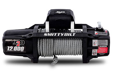 Ford Expedition Smittybilt Gen2 X20 12 Winch