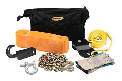 smittybilt tow strap kits