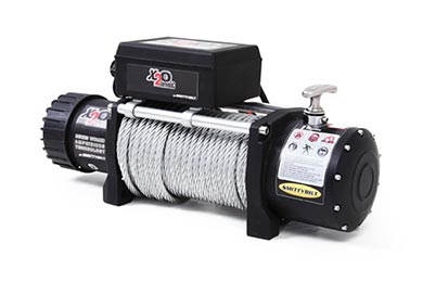 GMC Jimmy Smittybilt X2O 10 Winch