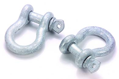 Superwinch D-Ring Shackles