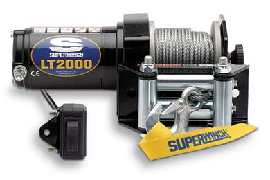 Ford Expedition Superwinch LT2000 Winch