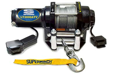 Ford Expedition Superwinch LT3000 Winch
