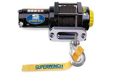 Ford Expedition Superwinch LT4000 Winch
