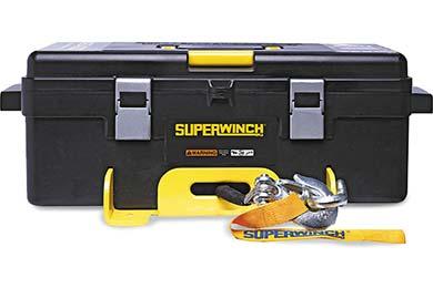 Ford F-250 Superwinch Winch2Go Winch