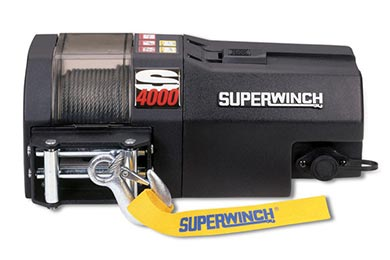 Ford F-250 Superwinch S4000 Winch