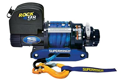 Jeep Wrangler Superwinch Rock 98 Competition Winch