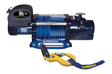 Chevy Tahoe Superwinch Talon 14.0 Winch