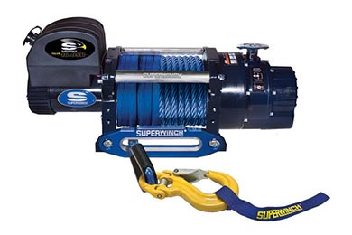 Chevy Tahoe Superwinch Talon 18.0 Winch