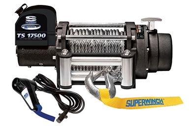 Chevy Tahoe Superwinch Tiger Shark 17500