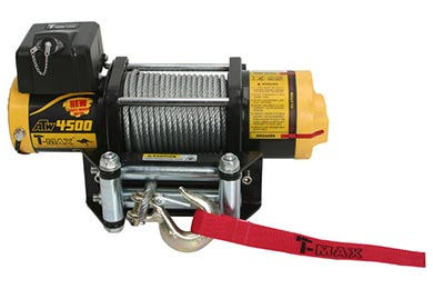 T-Max ATW PRO-4500 Winch