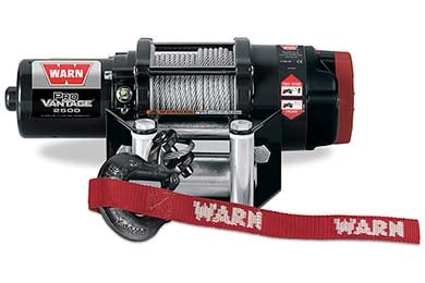 GMC Canyon Warn ProVantage 2500 Winch