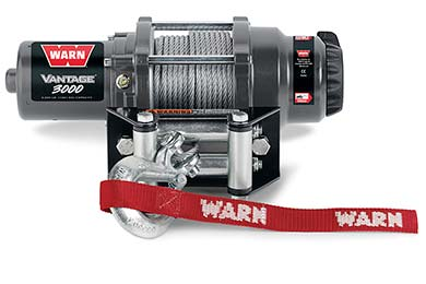 GMC Canyon Warn Vantage 3000 Winch