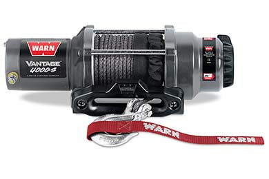 GMC Canyon Warn Vantage 4000 Winch