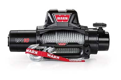 Chevy Colorado Warn VR10 Winch