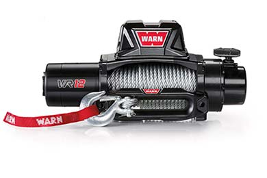 Chevy Tahoe Warn VR12 Winch