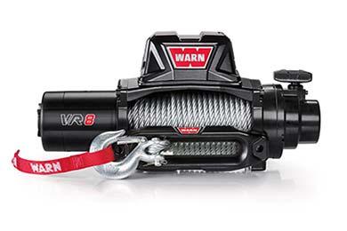 Warn VR8 Winch