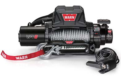 Ford F-250 Warn Winch - VR8000
